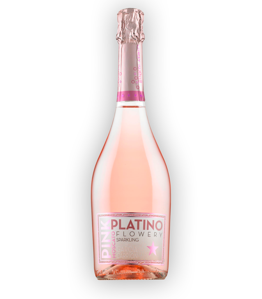Pink Moscato Platino Flowery Sparkling